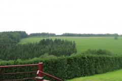 Terras met panoramisch uitzicht