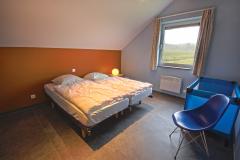 Slaapkamer, kinderbedje beschikbaar